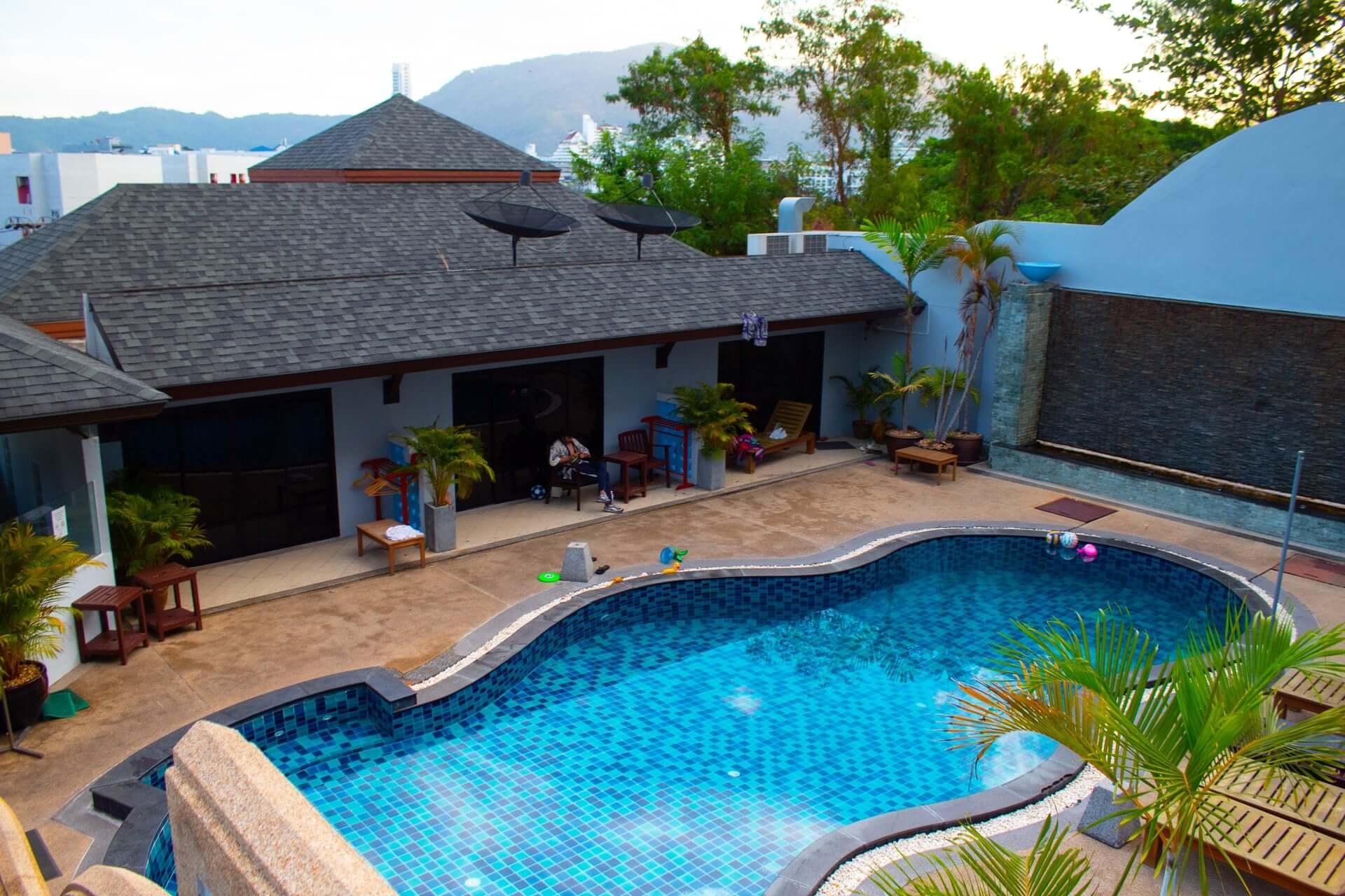 Swimming Pool Types