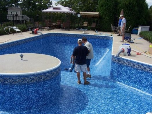 Pool Service El Paso - Liner Replacement - Pro Pool Builder Texas 79935