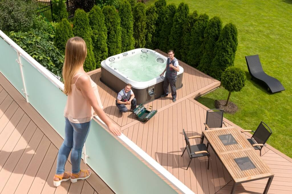 hot tub contractor el paso texas